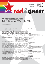 Titel red&queer 13