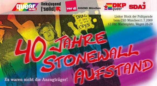 Queer CSD München 2009