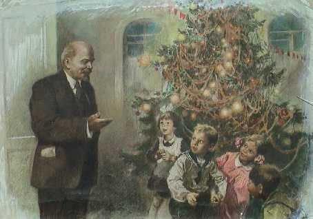 lenin-weihnachten1