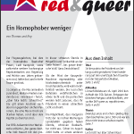 Titel red&queer 16