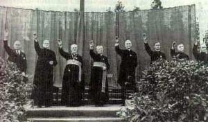 Nazi Kirche