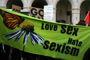 love sex - hate sexism