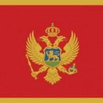Flagge Montenegro, Quelle: Wikipedia