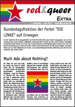 Titel red&queer Extra (Juni 2012)