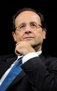 Präsident Hollande Quelle: Wikipedia