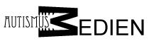 """Logo """"Autismus und Medien"""" von dasfotobus."""