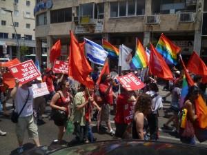 KP Israel auf dem Haifa-Pride-2012