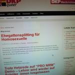 dkp-queer.de präsentiert sich in neuem Gewand und optimiert für Smartphones und Tablets.