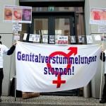 Genitalverstümmelung stoppen