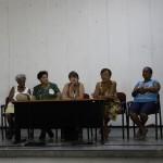 """Zwei Protagonistinnen des Films """"Zucker und Salz"""" und Mitglieder des Frauenverbands diskutieren mit uns die Frauenfrage"""