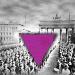Titelbild der neuen red&queer. Einen herzlichen Dank an Karl Quarx