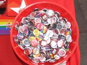 Unsere Buttons - Immer ein Renner!