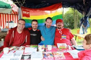 DKP queer und Gäste!