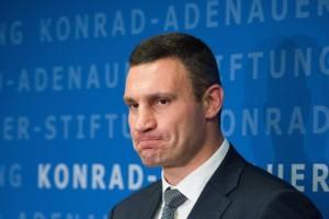 Klitschko - Konrad-Adenauer-Stiftung
